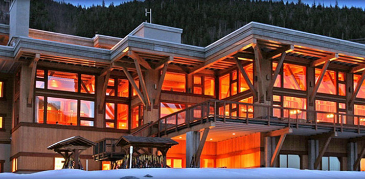 Monashee Mountain Lodge