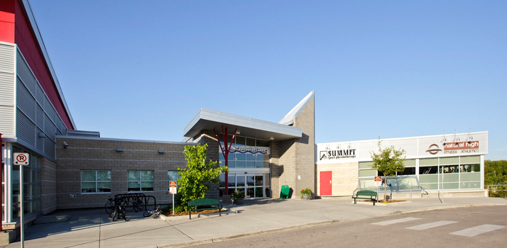 Okotoks Recreation Centre